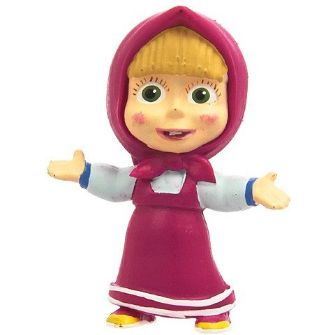 Figurina Masha incantata Masha and the Bear